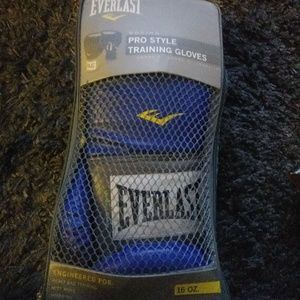 New Everlast Pro Style Training Gloves
